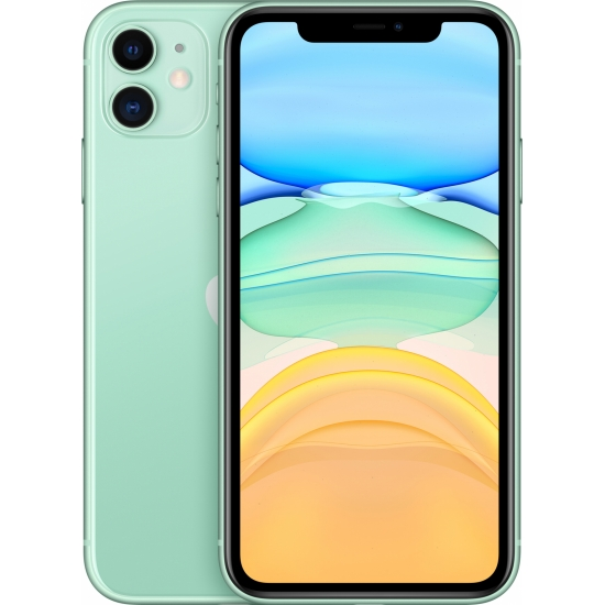 Apple iPhone 11 Green (зеленый) 128gb Ростест